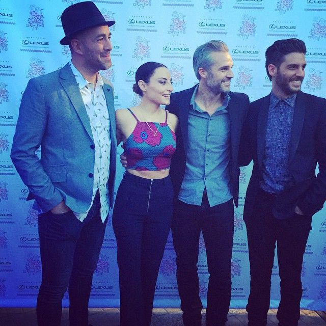 Festival de cine San Diego @erickelias @juan_pablomedina @cannamerica #amordemisamores