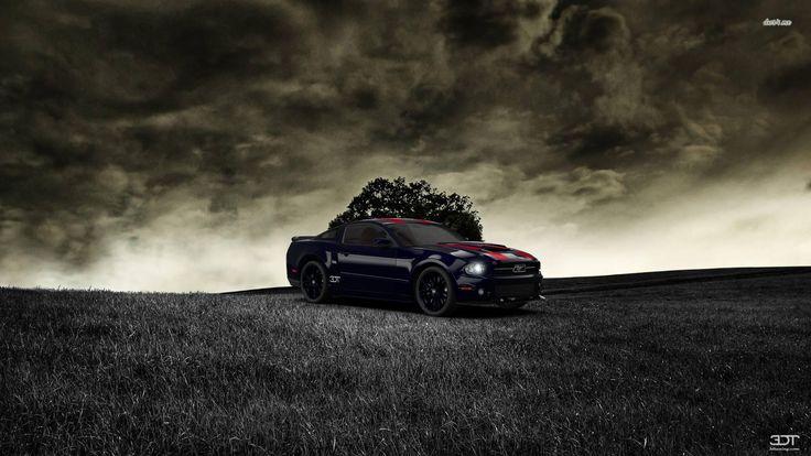 Checkout my tuning #Mustang #Mustang 2010 at 3DTuning #3dtuning #tuning