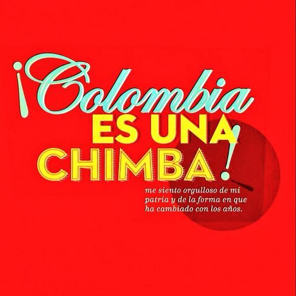#LoBuenoDeColombia es su gente y como dice @Johannes Steiner Colombia es una... pic.twitter.com/XGn1mixphG... @Fantástica Medellín