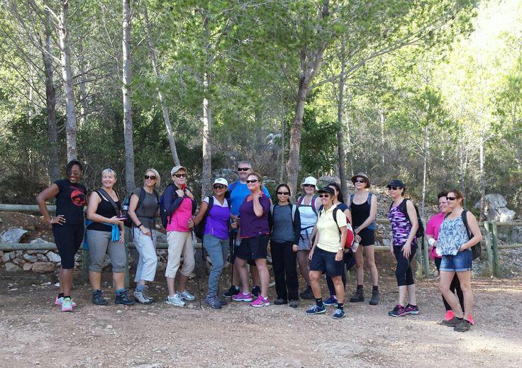 Mountain walk, Nov boot camp 2016