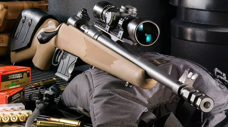 Savage Arm's Model 11- Scout Rifle-.308Winchester