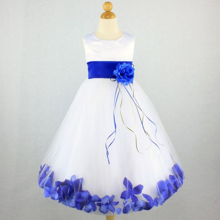US $40.95 Flower girl dresses in various color choices. New with tags in Clothing, Shoes & Accessories, Wedding & Formal Occasion, Girls' Formal Occasion