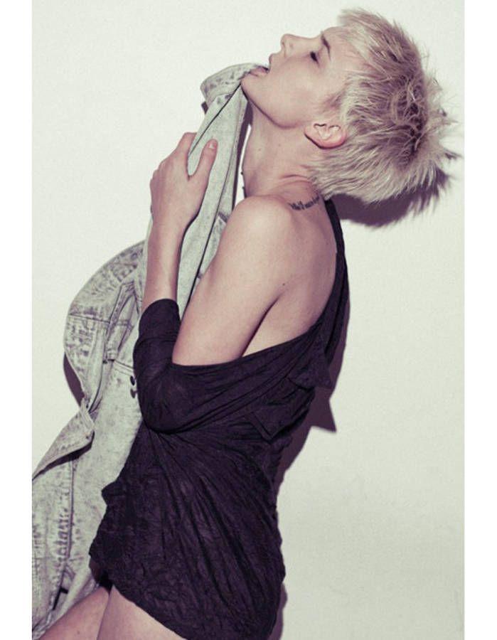 11 best richard avedon images on pinterest portraits richard avedon photography and face - Coupe courte femme blonde ...