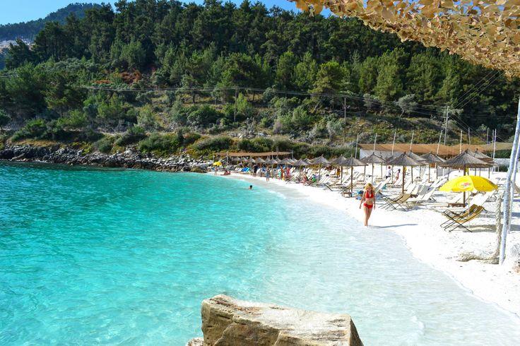 Thassos, Marble Beach, Greece