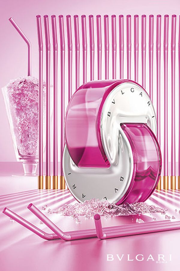 Omnia Pink Sapphire Is An Effervescent And Whimsical Scent Exuding The Same Sunny Vibe As Its Namesake Color Opening Bvlgari Bvlgari Fragrance Pink Sapphire