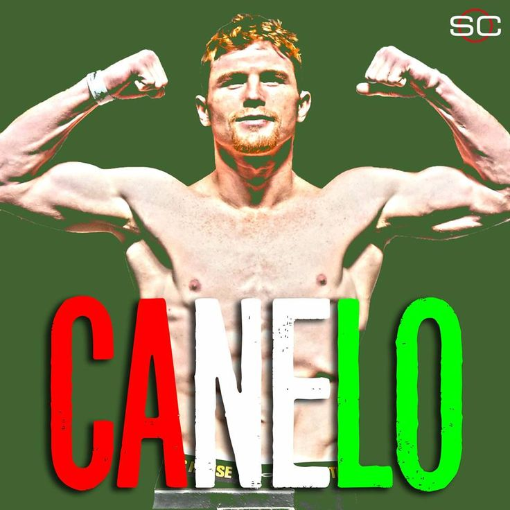 IT'S OVER! Canelo Alvarez defeats Amir Khan by KO in the 6th round, his 33rd career KO and 3rd knockout in his last 5 fights.