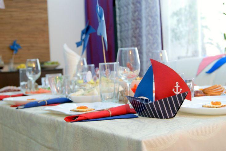 Полуночница - Морская вечеринка по случаю пятилетия капитана дальнего плавания Тихона! Подготовка
