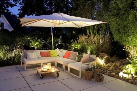 191 best garten terrasse images on pinterest. Black Bedroom Furniture Sets. Home Design Ideas