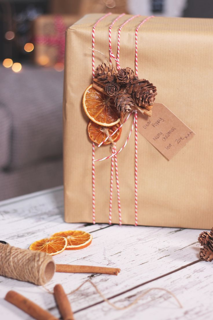There's nothing I love more than getting creative, mix that with wrapping presents for people I love WITH the fact it's Christmas, I'm in my element. Scouring the isles of Hobbycraft it's pretty hard not to be inspired in different ways to make your gifts a little