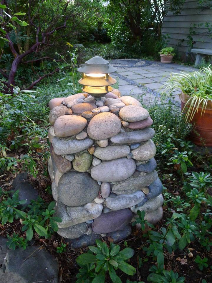 Jeffrey Bale-torn av stenar , det skulle jag vilja ha vid entre till vår tomt.