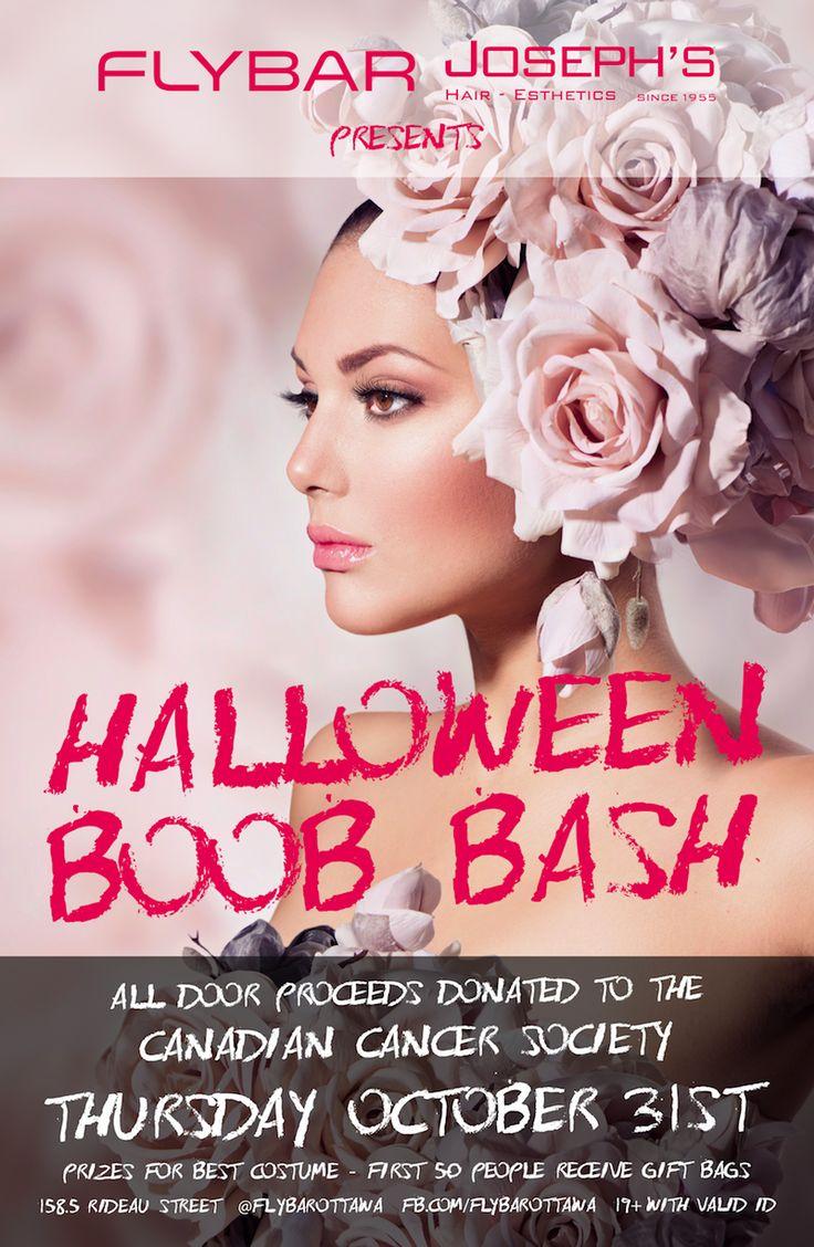 BOOB Bash!  31/10/13