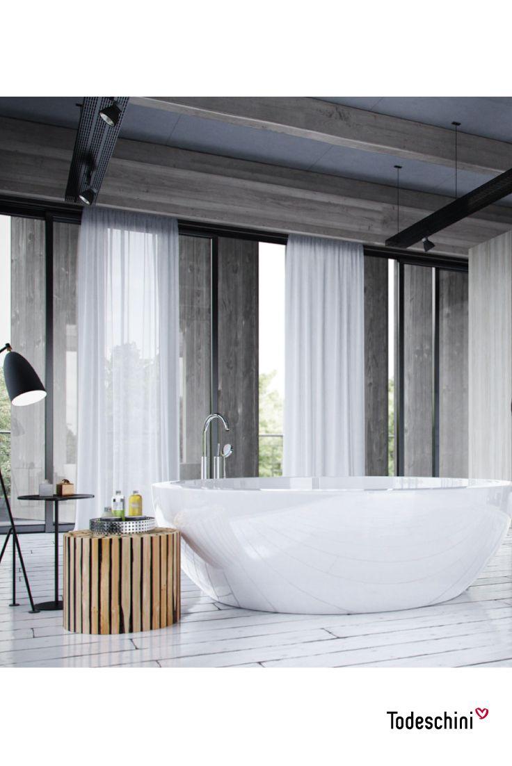 Nuestros baños, lugares privados que se destacan con pequeños detalles y que nos permiten relajarnos después de un agotado día de trabajo.  #Diseñodeinteriores #Decoración #Todeschini #ambientes  #mueblesamedida #arquitectura #baño #baños