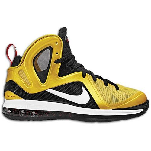 Nike LeBron 9 P.S. Elite - Men\u0027s - Basketball - Shoes - Varsity Maize/Black
