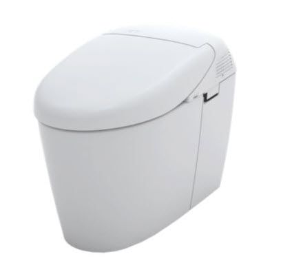 toto neorest500h tankless ms952cumg dual flush toilet with integrated washlet seat 10 gpf and 08