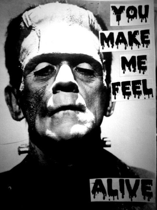 Frankenstein -- legal/ethics project