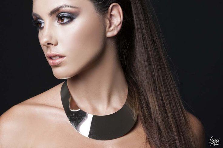 Beautiful Makeup idea from LMI students! #makeup #makeupartist #makeupidea #makeupschool