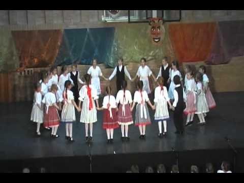 Tubarózsa tánccsoport - Gyermekjátékok
