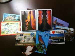 Kids Road Trip Keepsake: Postcard Photo Book!