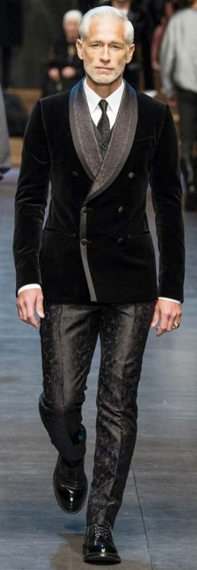 Dolce & Gabbana Men's Fall Winter 2015