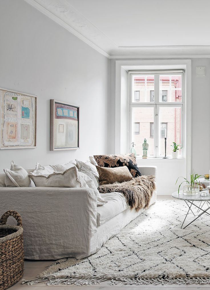 Light home in beige tints - via Coco Lapine Design
