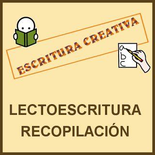 DIFICULTADES LECTORAS: ESCRITURA CREATIVA: VARIOS RECURSOS