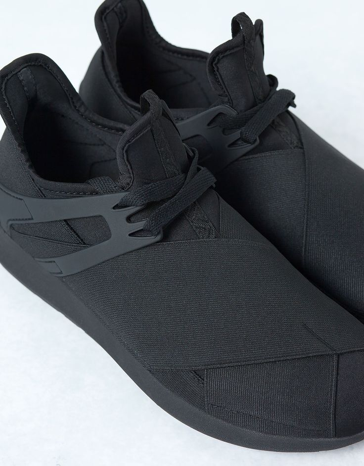 Chaussures de sport Élastiques Hommes - Chaussures - Bershka France Clothing, Shoes & Jewelry : Women : Shoes : Fashion Sneakers : shoes http://amzn.to/2kB4kZa