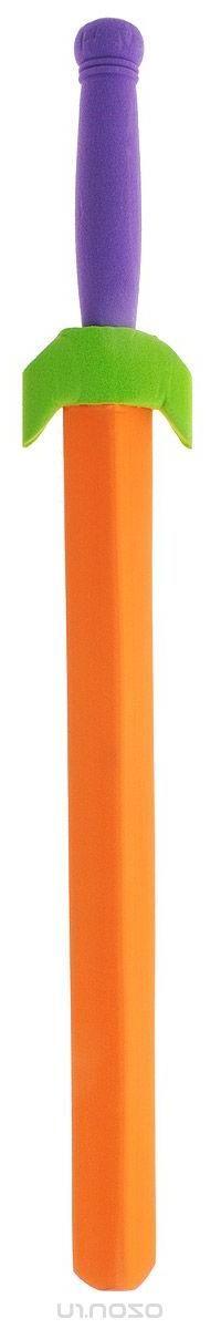 Safsof Китайский меч цвет оранжевый зеленый фиолетовый