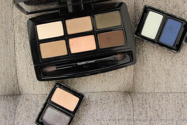 Butter LONDON Shadow Clutch Palette in Natural Charm Duos