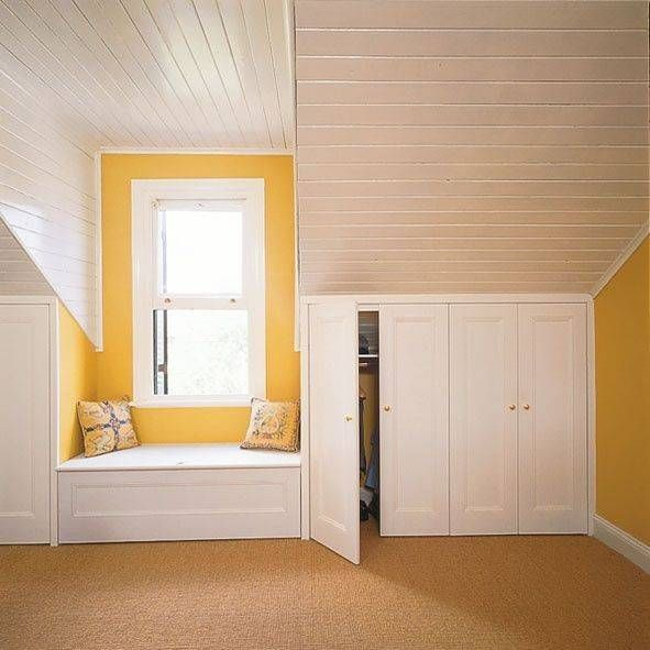 7 Fantastic Attic Storage Sf Ideas 4 Gifted Clever Tips Finished Attic Small Old Attic Victorian Attic Man Cave With Images Attic Apartment Attic Storage Attic Remodel