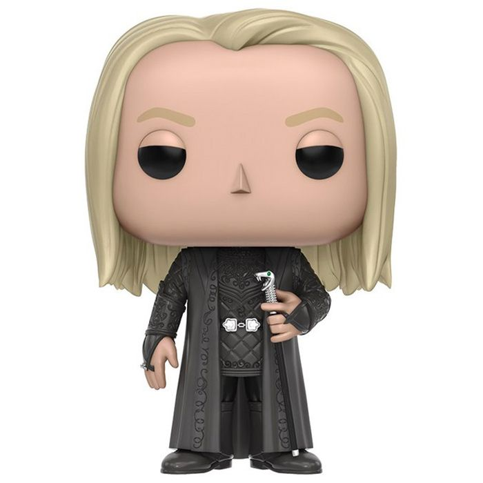 Figurine Lucius Malfoy (Harry Potter) - Funko Pop