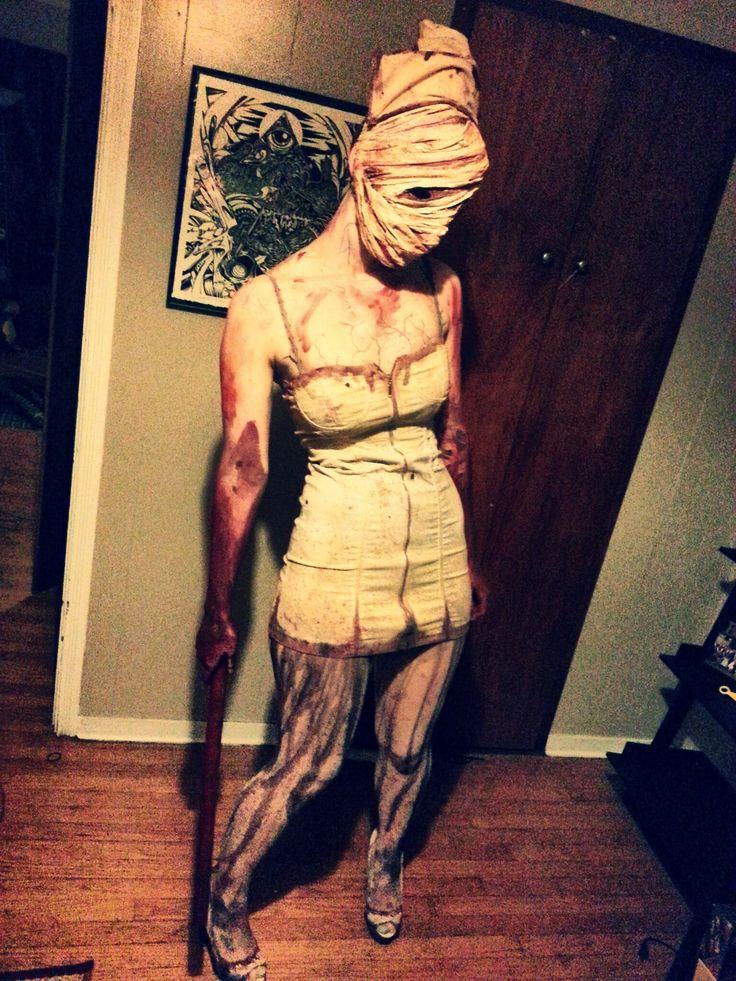 Silent Hill nurse costume.