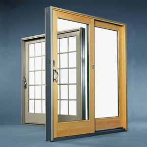 Andersen 400 Series Frenchwood Gliding Patio Doors Offer Old World  Character Of Traditional French Doors. Available In Two And Four Panel  Configurations.