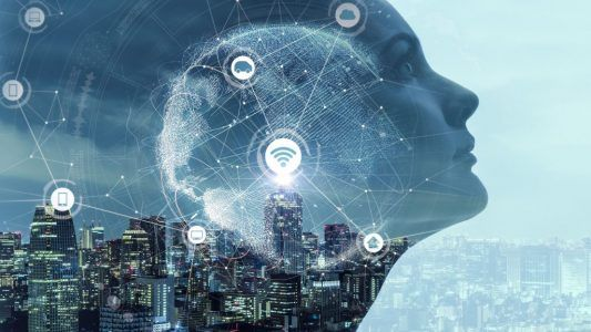 5 ways AI will influence our lives in 2019  'AI' followed up on 'Blockch…