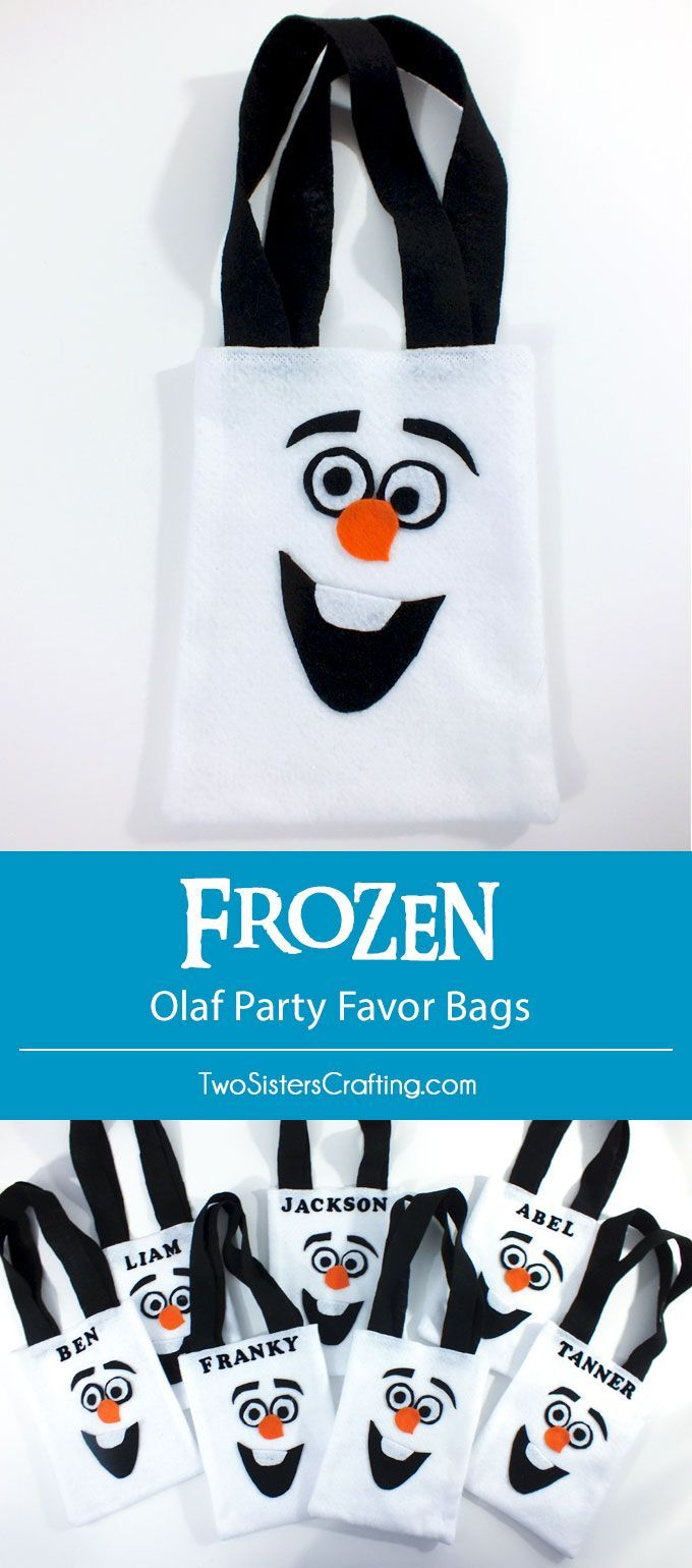 Best 25+ Frozen gift bags ideas only on Pinterest | Frozen party ...
