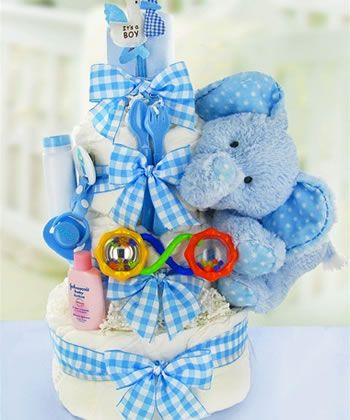 100 Best Images About Gift Baskets Amp Diaper Cakes For Baby