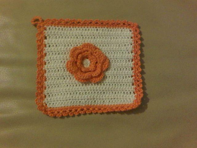 28 best My Potholder Crochet on ETSY images on Pinterest ...