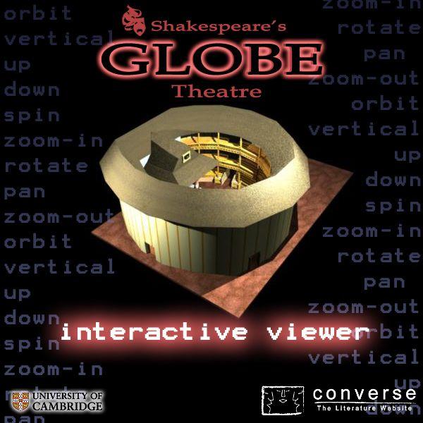 Explore the Interactive Globe Theatre