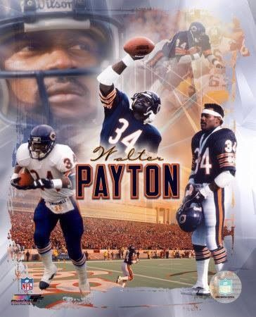 ... 170 best Chicago Bears 4 Life images on Pinterest Chicago b Walter  Payton Chicago Bears Legend Tyreek Hill jersey ... 04a50c080
