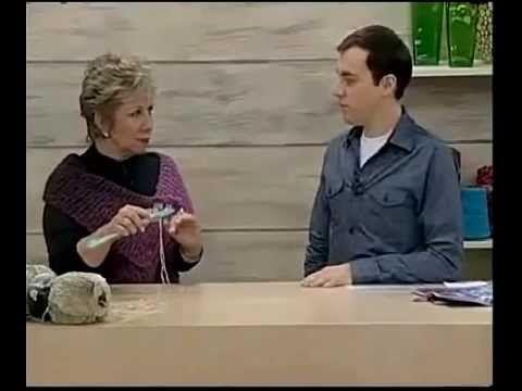 Parte 1:  Cachecol lolipop e cardigan em tricô by Vitoria Quintal