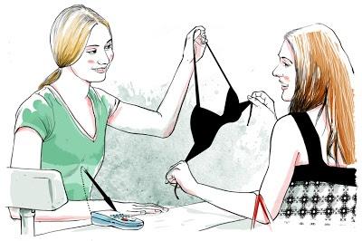 Los nuevos hábitos de compra hacen necesario el enfoque experto de la atención al público en las tiendas de lencería.