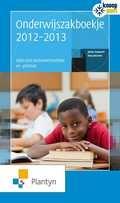 Onderwijszakboekje (editie 2012-2013) (incl. online ICT) - Plantyn. Inclusief nieuwste pensioenregeling