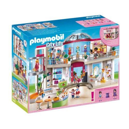 voici le grand magasin playmobil l 39 enfant passe des. Black Bedroom Furniture Sets. Home Design Ideas