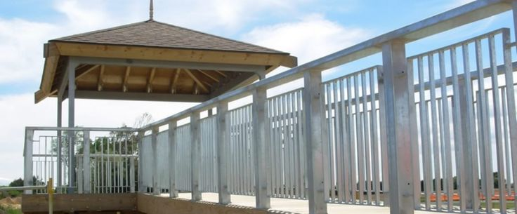 Get Gates & Fence It - Wharf Balustrades