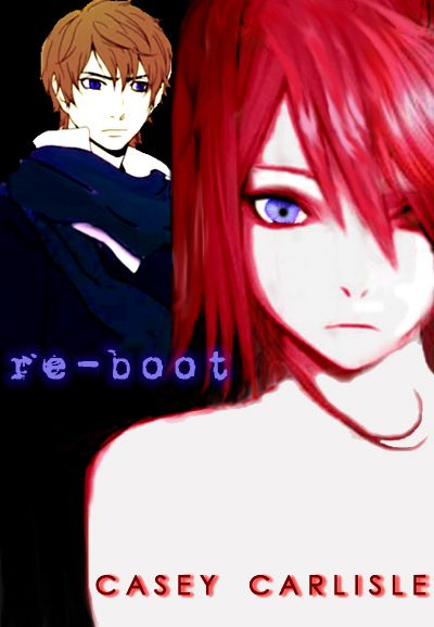 First version of working title cover for re-boot by Casey Carlisle