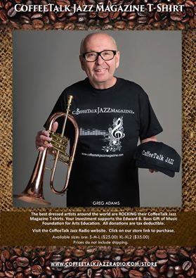 Christmas Holiday bundle CoffeeTalk JAZZ T-shirts, Jazz Caps and Magazines are on SALE Now! $100.00 for all three. Shipping is free: SHOP NOW! http://www.coffeetalkjazzradio.com/store #NEWS