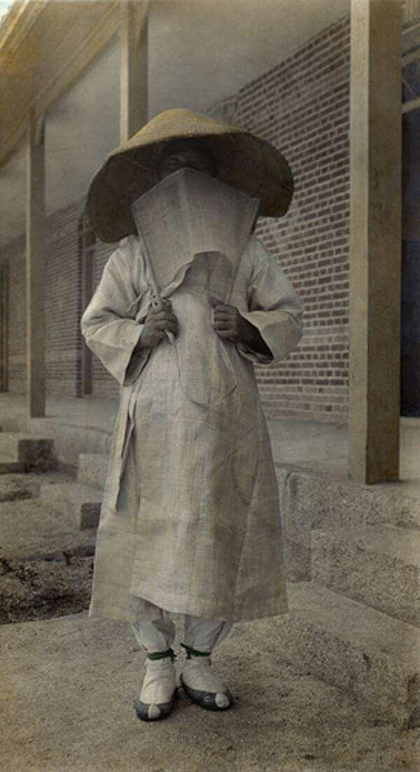 1910년대 조문객