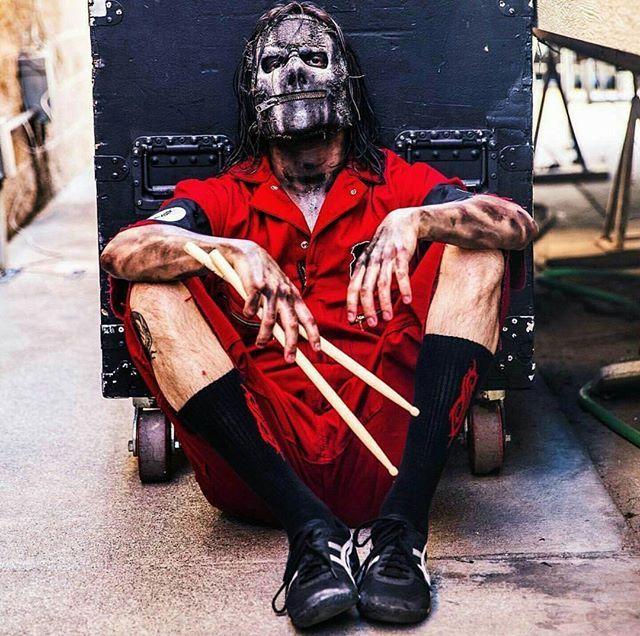@jayweinberg killed the entire performance at knotfest. #paulgray #sic #slipknot #thenine #subliminalverses #vol3 #summerslaststandtour #allhopeisgone #antennastohell #mfkr #iowa #ozzfest #knotfest #133 #maggots #maggot #sidwilson #shawncrahan #chrisfehn #coreytaylor #craigjones #joeyjordison #jayweinberg #jimroot #jamesroot #mickthomson #alessandroventurella #thegraychapter