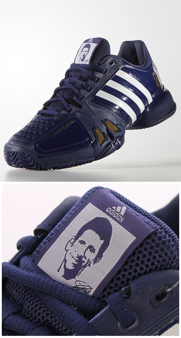 adidas Novak Djokovic adipower Barricade 7: Navy