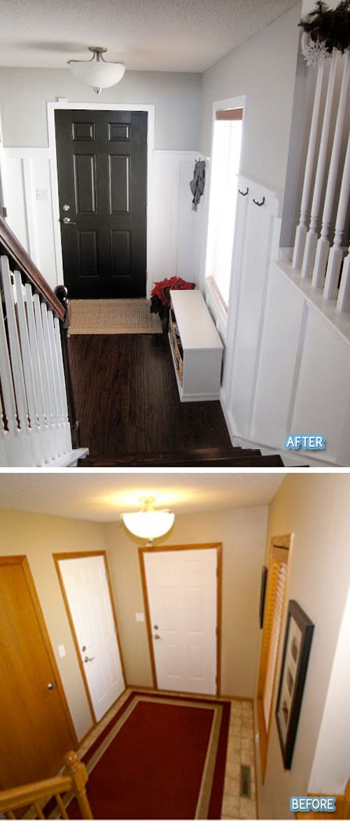 DIY Inspiration - Truly remarkable makeover.