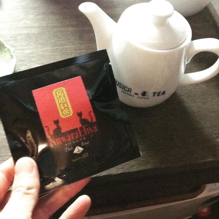 TeaMeeting in 種ノ箱13種類目は尾道紅茶のヌワラエリヤティーバッグです